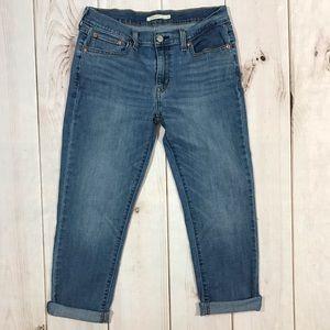Levi's Boyfriend Jeans Midrise